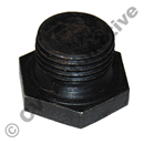 Oil drain plug for Volvo eninges B18, B20, B30 and late B16 (not B4B!)