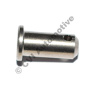 Cotter pin bolt