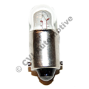 Bulb for instruments, 6v/2w