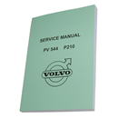 Service manual, 544/210 (1961 - B16/B18)