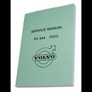 Service manual (Engelska) 544/210 '61 (1961 - B16/B18)