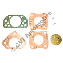 Throttle disc kit SU HIF B19A/B21A (for carburettors 237660, 237703, 237705)
