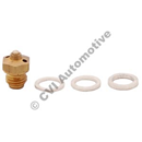 Needle valve, B16A/B18A/B20A (1.75 mm) (genuine Zenith)