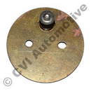 Throttle disc SU HIF 260 B27A/B28A -'78 +700 -'87 carb 1269717