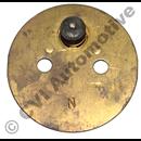 Throttle disc Stromberg B19/B21