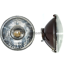 Headlamp insert, asymmetric (LHD) (for RH traffic)