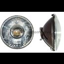 Headlamp insert, asymmetric (LHD) (for RH traffic)
