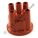 Distributor cap (genuine Bosch), 200/700 (B19/B20/B21/B23/B230A)