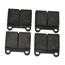 Brake pads ATE rear 140/164/240 (271702, 272870)