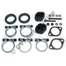 Exhaust fit kit, 140/164