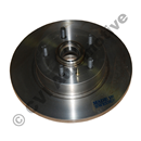 "Brake disc front 700 '82-'84 Girling (15"" solid with hub)"