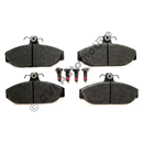 Brake pads front Girling 700/900 -'93 (1982-1993, even 780)