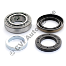 Rear wheel bearing kit, 700/900 '82- TIMKEN (not for cars with multi-link axle)