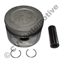 Piston +0.3 mm B230F/FB/FD/FS, AQ125B, AQ131/145B/230A/B  (MAHLE)