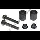 Repair kit front control arm, 850, S70, V70 -00 (Lemförder)