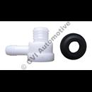 Non-return valve, servo 97-00