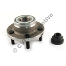 Front hub 700/900 88-94 excl ABS(cars without ABS)   (genuine SKF)