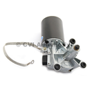 Wiper motor, 140/164/200 '73-  LHD