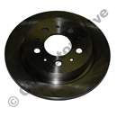 Brake disc rear 900 '95- M-Link (Brembo) (940/960 multi-link axle 1995-1998)