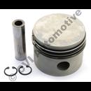 Piston, B20/B30 (STD) -'73 (Mahle pistons)