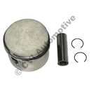 Piston B21A/E/F STD '75-'84 (flat top) (Mahle)          97/98 octane