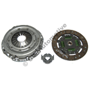 Clutch Kit 850 Turbo 2WD 97- +S70/V70/C70 2WD turbo