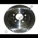 Brake disc rear, 850 AWD (+S70/V70 AWD '97-'00)