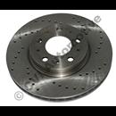 "Brake disc front, 850/940/960 15"" S70/V70 '94-'00"