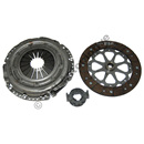 Clutch kit w bearing, 900 M90, 850/x70 -00 850/S70/V70 AWD -00