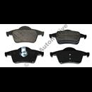 Brake pads rear S60/S80/V70N (S80 99-06, V70N 00-08, S60 01-09)