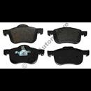 """Brake pads front V70N/S80 15""""/16"""" S60 -09, S80 -06, V70N -08"""