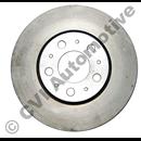 """Brake disc front S60I/S80I/V70N 15"""" '99- (15""""/286 mm)    (31471830)"""