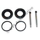 Repair kit 1 rear caliper 240 1975-  (ATE) (includes pad lock pins)
