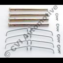 M'sats klossar fram 200 ventilerade skivor (Girling system - 1976-1993)