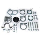 Exhaust kit complete system 67-69