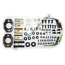 Fitting kit frt bumper 200 -78 + rear 1980  (USA rear -1984)