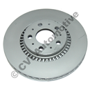 "Brake disc front S60I/S80I/V70N 16"" 99- (NB! BREMBO)   (16""/305 mm)"