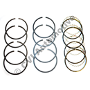 Complete Piston ring set for Volvo B16 engine, 020 size