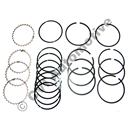 Piston ring set B21    (1 engine - 1.0) (2,0x2,0x4,0 mm)     (not B21ET/FT)