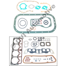 Engine gasket set, B20E/F (genuine Volvo/Elring)