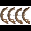 Handbromsbacksats, 67-72 (142/144/145/164/1800E/ES)