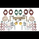 Overhaul kit, 2 x  B14A carbs (with needles)