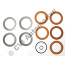 Clutch kit (front), BW35