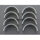 "Conrod bearing set for Volvo B4B and B16 engines, 0.010"" size"