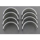 "Conrod bearing set for Volvo B4B and B16 engines, 0.020"" size"