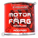 Motorfärg röd 25 cl (B16/B18/B20)