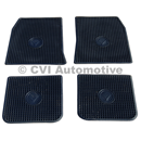 Access. floor mat set Az black
