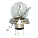Headlamp bulb, 12v assymetric headlamp