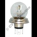 Headlamp bulb, 12v assymetric headlamp