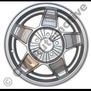 """Wheel rim """"ATS"""" aluminium 15"""" x 5.5"""" 1800 70-73 +140/164/240 (silver)"""